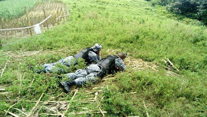 Muere un pandillero y otros 5 detenidos tras enfrentamiento con la STO en Izalco