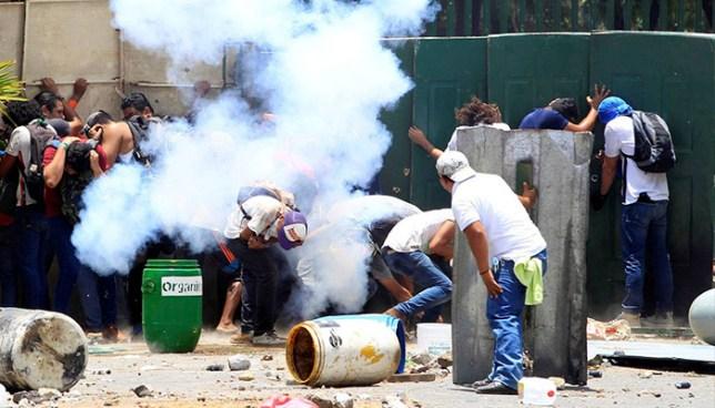 Jornadas de protestas en Nicaragua han dejado al menos tres personas muertas