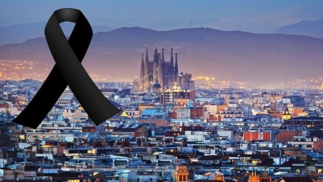 El mundo del deporte se solidariza con las víctimas del atentado de Barcelona
