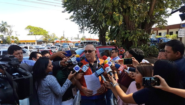 GANA solicita al TSE abrir las urnas en San Francisco Gotera, Morazán
