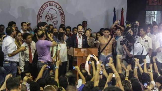 Universidad de El Salvador aclara que no ha autorizado visita de Nayib Bukele