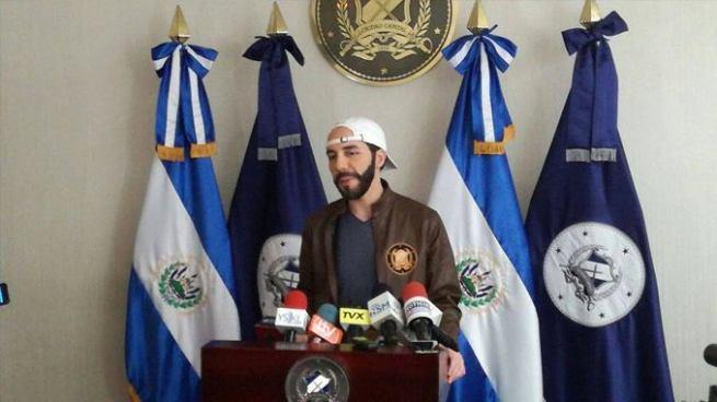 """Nayib Bukele: """"Estas fiestas serán fuera de lo común"""""""