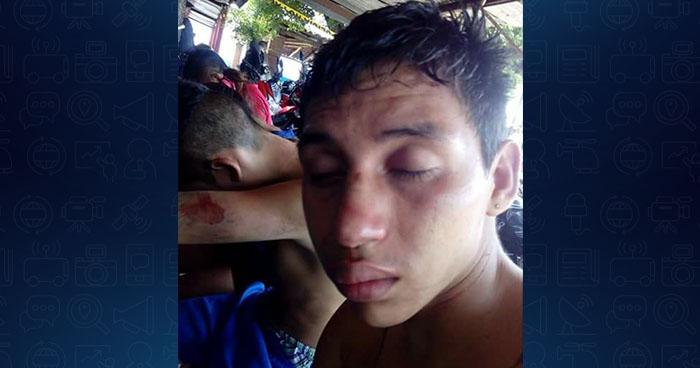 Capturan a presunto homicida de un agente de la PNC y su familia en Coatepeque