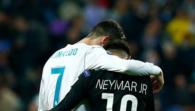 Fotografía podría revelar cual sería el futuro equipo de Neymar