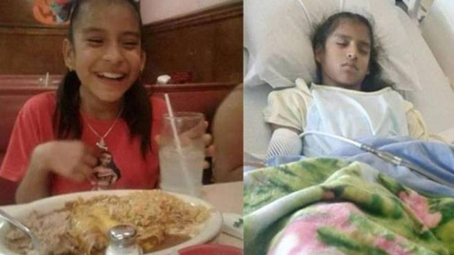Dejan libre a niña con parálisis cerebral que fue capturada por migración en Texas