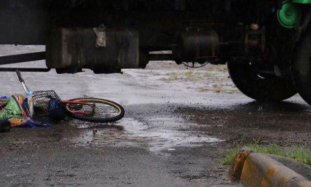 Muere niño de 8 años que fue atropellado cuando se conducía en una bicicleta en Zacatecoluca