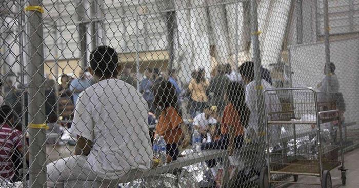 Más de 90 niños salvadoreños fueron separados de sus padres en la frontera de EE.UU