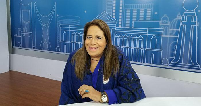 Nidia Díaz asegura que reforma a la Ley de Espectáculos Públicos busca erradicar la violencia