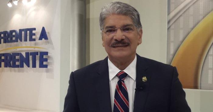Norman Quijano respalda reelección de Douglas Meléndez como Fiscal General