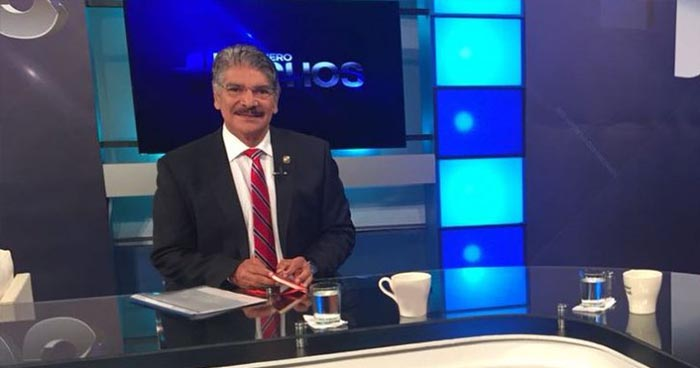 Norman Quijano asegura que el diputado que asistió al mundial no cometió ninguna falta