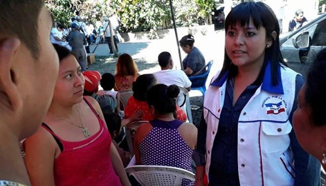 Candidata a alcaldesa de Nuevo Cuscatlán por ARENA impugnará resultados por un supuesto fraude