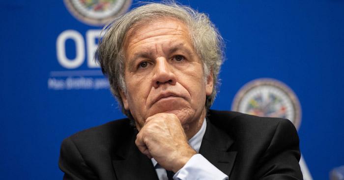 OEA rechaza destitución de magistrados de la Sala y del Fiscal General