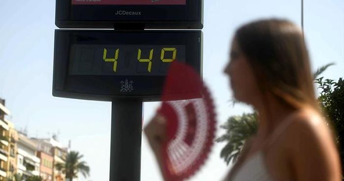Ola de calor en España cobra la vida de dos personas