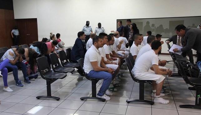 """Testigo del caso """"Operación Jaque"""" aseguró que pandilleros compraron armas a un miembro de la Fuerza Armada"""