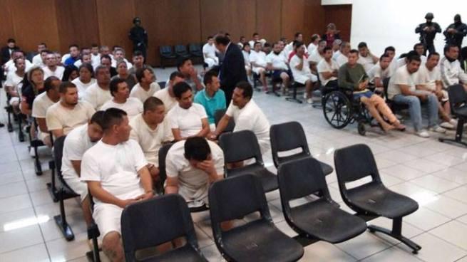 Envían a prisión a 66 imputados de Operación Tecana y 9 son dejados en libertad
