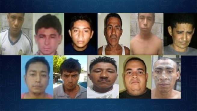 Fuerte operativo en Jiquilisco resuelve varios casos de homicidios y secuestros