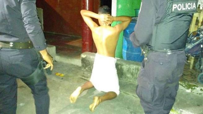 Al menos 30 capturas dejó fuerte operativo esta madrugada en varios puntos de San Salvador