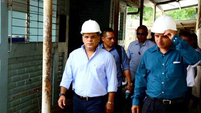Óscar Ortiz asegura que buscan crear un sistema penitenciario con visión de reinserción