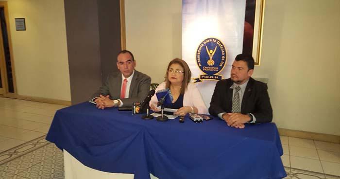 PDDH pide a la Sala explique la tardanza en la resolución del caso de los partidos CD y PSD