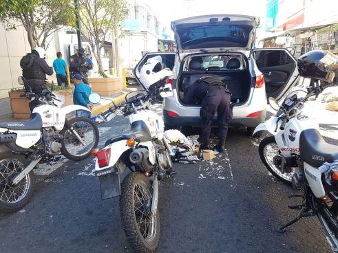 Capturan en San Miguel a presunto narcotraficante