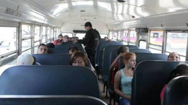 Ruta de buses 202 reanuda servicios pese a amenazas de pandillas