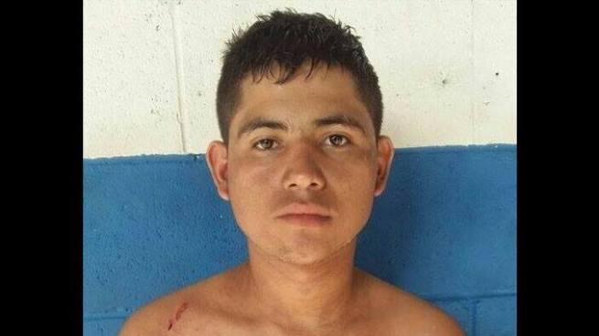 Capturan a delincuente de 19 años de edad por asesinar a un agente policial