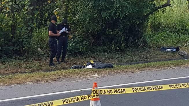 Encuentran cadáver de joven de 16 años en la Carretera Troncal de Norte
