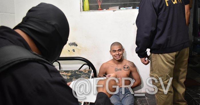 Caen pandilleros implicados en el asesinato de ingeniero en la avenida Masferrer Norte, San Salvador