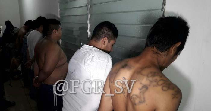 Ordenan la captura de más de 100 pandilleros que operaban en el municipio de Chalchuapa