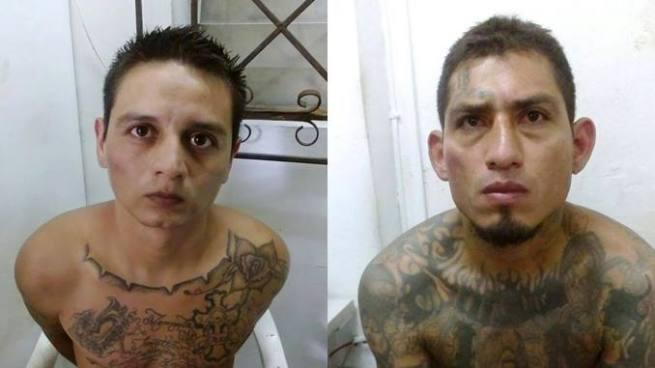 Capturan en La Libertad a pandilleros que se trasportaban en un vehículo