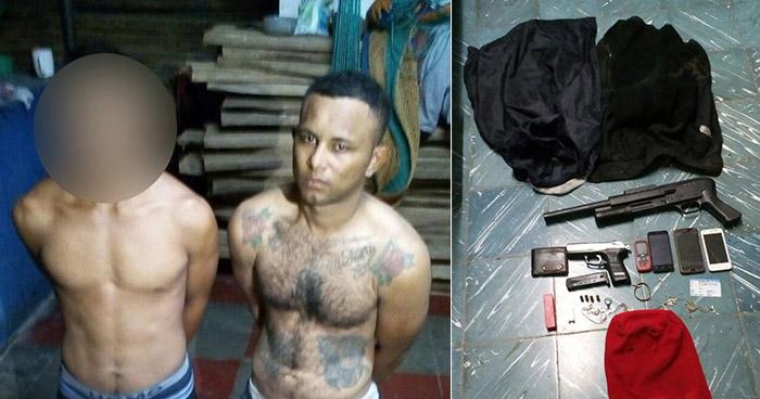 Rescatan a jóvenes que fueron raptados por pandilleros en San Rafael Obrajuelo