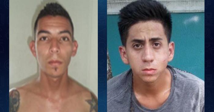 Capturan a pandilleros responsables de asesinar a un policía en Santa Ana