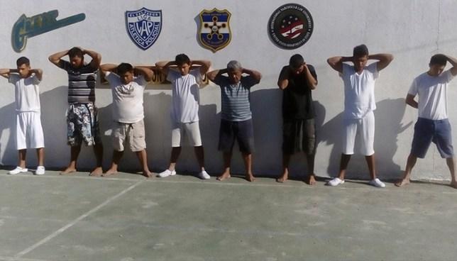 Capturan en Usulután a pandilleros acusados por extorsión y homicidio