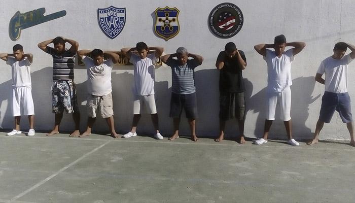 Pandilleros-Capturados-Usulután