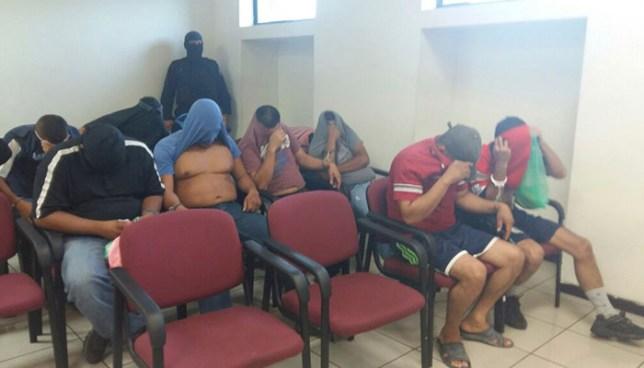 Condenan a miembros de una clica que operaba en el municipio de Apopa