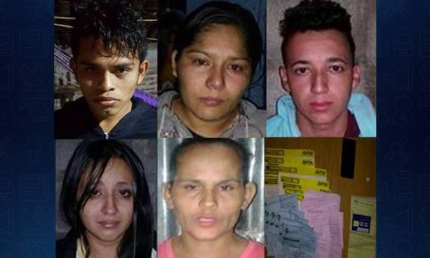 Caen pandilleros que cobraban la 'renta' a sus víctimas en EE.UU a través de remesas