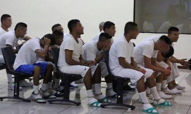 Juez deja en libertad a una treintena de pandilleros acusados de homicidio y extorsión