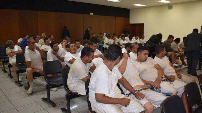 Envían a prisión a 15 pandilleros por los delitos de agrupaciones ilícitas y homicidios