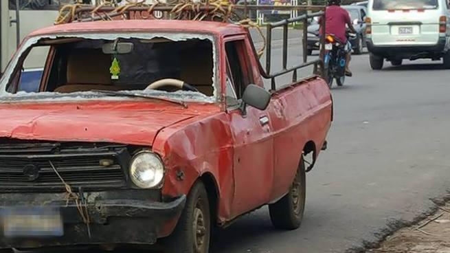 Pandilleros matan a balazos al conductor de un pick up en Usulután