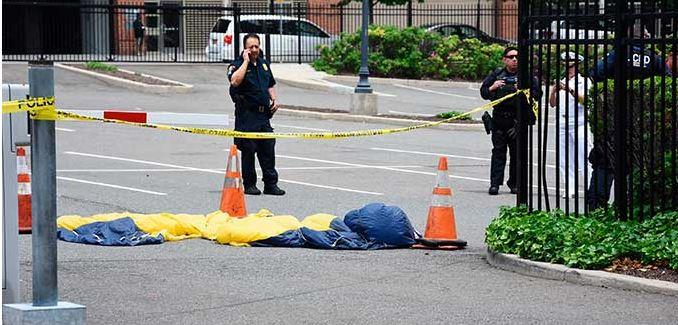 VIDEO | Muere paracaidista en Nueva Jersey