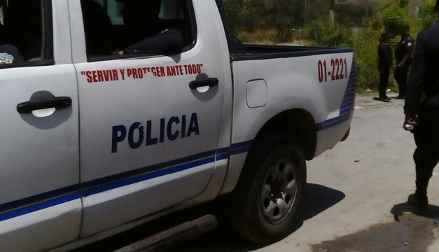 Dos agentes de la PNC son atropellados en Candelaria de la Frontera