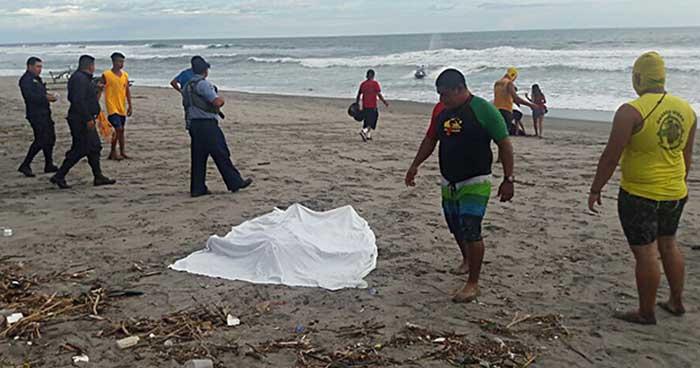 Pastor evangélico muere ahogado tras ser arrastrado por una corriente en playa de Acajutla