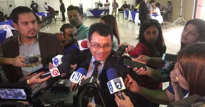 """Presidente del TSE: """"Estamos cerca de conocer si Nuevas Ideas se convierte en un partido político o no"""""""