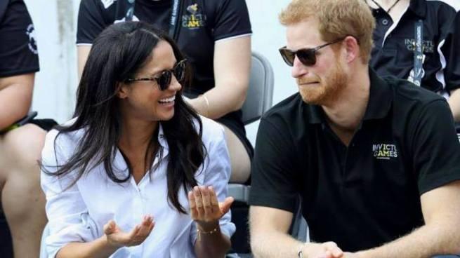 Estudio revela que el príncipe Harry y su novia Meghan Markle son primos