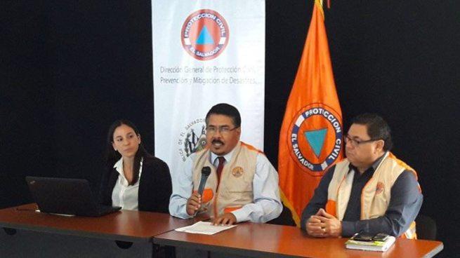 Protección Civil emite alerta amarilla para 29 municipios del país