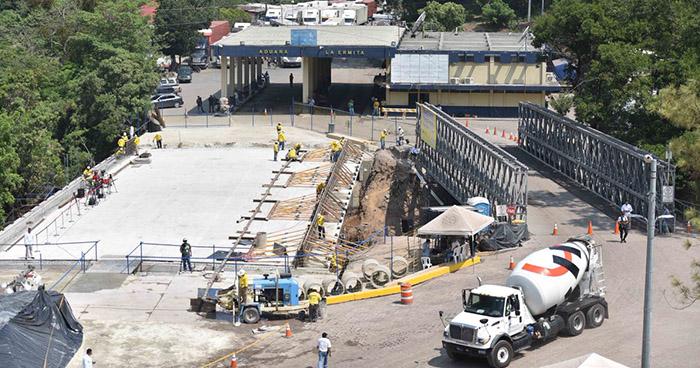Puente binacional de Anguiatú será inaugurado en septiembre