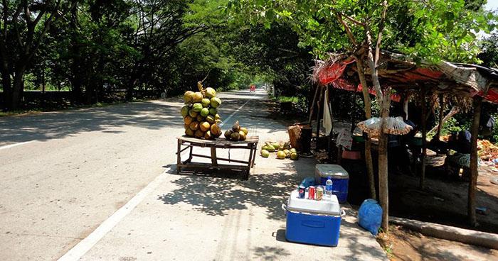Vendedora de cocos guardaba la renta que pandilleros exigían a un comerciante