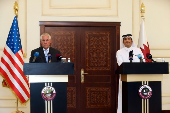 Catar y EE.UU. firman un acuerdo sobre lucha antiterrorista