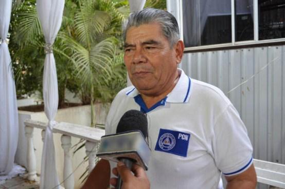 Raúl Beltrán Bonilla busca candidatura como diputado en PCN