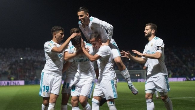 Real Madrid gana con dos penales en su debut en la Copa del Rey